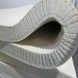 100% NATURAL Dunlop Latex Mattress Topper   5  Firmness Choi