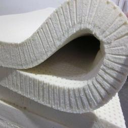 100% Natural Dunlop Latex Mattress Topper  Any Size Any Firm