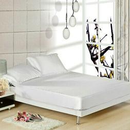 2 Colors Mattress Cover/Protector Bed Topper Encasement Cove