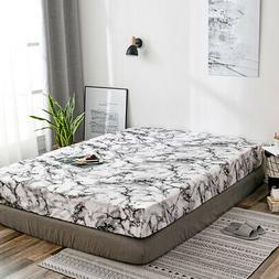 2 Colors Mattress Cover/Protector Bed Waterproof Topper Enca