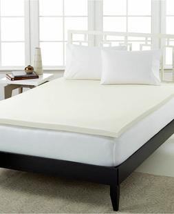 Sealy 2 Inch Memory Foam TWIN or Full Mattress Topper Beddin