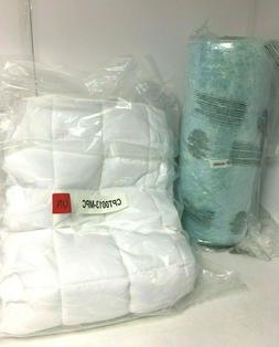 """Beautyrest 2"""" Memory Foam/Fiber Mattress Topper - Queen"""