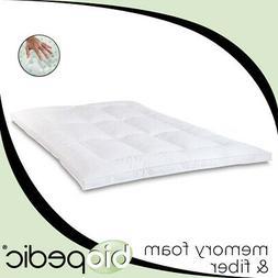 2 polyester mattress topper