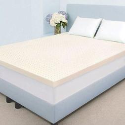 Authentic Comfort 3-in. Cal. King Biofresh Memory Foam Mattr