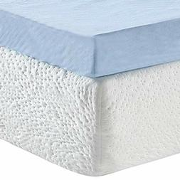 Classic Brands 3-Inch Cool Cloud Gel Memory Foam Mattress To