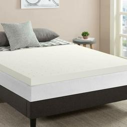 3 inch memory foam topper rv bed