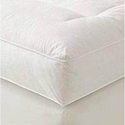 "5"" King Goose Down Mattress Topper Featherbed / Feather Bed"