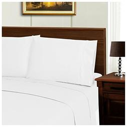 Superior 600 Thread Count Silky Soft Tencel Blend Wrinkle Re