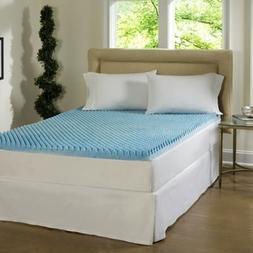 Beautyrest 3-inch Gel Memory Foam Mattress Topper & Waterpro