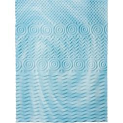 "Comfort Rx 2"" Orthopedic Foam Mattress Topper, Multiple Size"