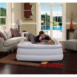 Luxurious Memory Foam Queen Air Bed Mattress Pillowtop with