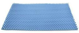 McKesson - Mattress Overlay - Convoluted Foam - 33 X 72 X 2