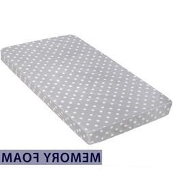 Milliard Memory Foam Crib Mattress + Waterproof Cover | Prem