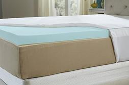 Natures Sleep Thick AirCool IQ Twin Size 3 Inch Thick 3.25lb