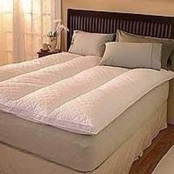 Pacific Coast Euro Rest Feather Bed King 76x80 Inch