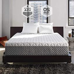 Cooling Gel Mattresses Foam Mattress Sleep Innovations Alden