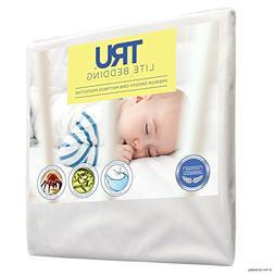 TRU Lite Bedding Crib Size - Mattress/Bed Cover - Premium Sm