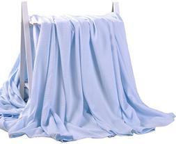 LAGHCAT Air Conditioning Cool Throw Blankets - Lightweight B