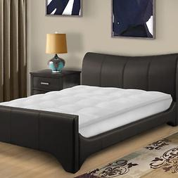 all season fluffy mattress topper pad down