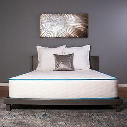 """Arctic Dreams 10"""" Cooling Gel Mattress with Quick Response G"""