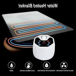Bed Warmer Water Heated Mattress Pad Water Bed Warming Mattr