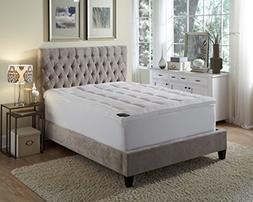Behrens of England FB-003-1T European Hotel Pillow Top Fiber