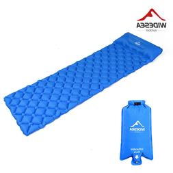 Widesea Best Selling Camping Sleeping Pad Inflatable Air Mat