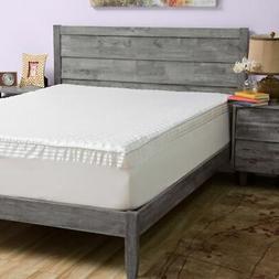 Slumber Solutions Big Comfort 3-inch Memory Foam Mattress