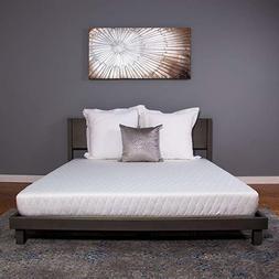 "Dreamfoam Bedding Chill 6"" Gel Memory Foam Mattress, Full XL"