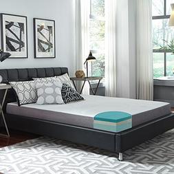 Slumber Solutions Choose Your Comfort Gel Memory Foam 8-inch
