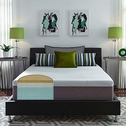 Slumber Solutions Choose Your Comfort Memory Foam 14-inch Ki
