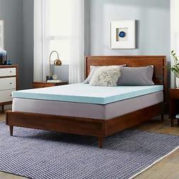 Slumber Solutions Choose Your Comfort 3-inch Gel Memory Foam