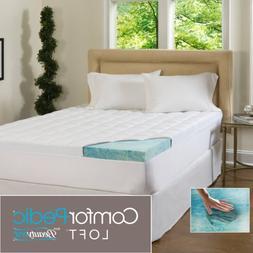 ComforPedic Loft Beautyrest 5.5-Inch Supreme Gel Memory Foam
