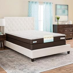 Simmons Beautyrest ComforPedic from Beautyrest 8-inch Full-s