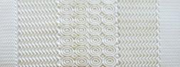 Rio Home Fashions Convoluted Memory Foam King Mattress Toppe