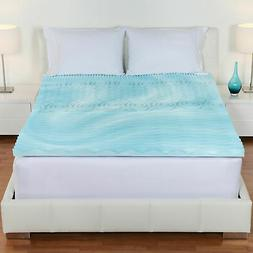 cool gel memory foam mattress topper 5