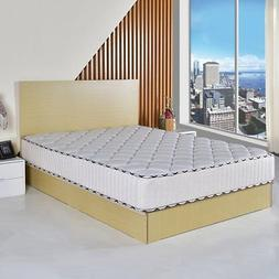 costway 10 inch memory foam mattress pad