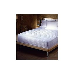 Beautyrest Cotton Top Mattress Pad Simmons Soft Cover Protec