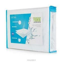 Deep Pocket Mattress Protector Dust Mite Water Proof Pad Bam