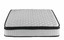 Swiss Ortho Sleep High Density 13-inch Hybrid Memory Foam an