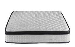 High Density 13-inch Hybrid Memory Foam and Spring Mattress