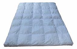 """Millsave Premium 3"""" Down Alternative Polyester Filled Mattre"""