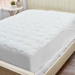 Empire Home Waterproof Bamboo Thick Soft Mattress Cover Topp