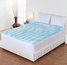 foam mattress topper multiple sizes orthopedic 5