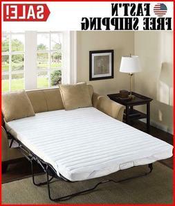 Futon Folding Mattress Topper Full Rv Sofa Bed Matress for S