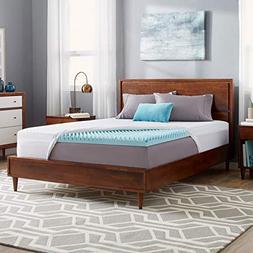 Slumber Solutions Comfortable Gel Highloft 3-inch Queen Memo