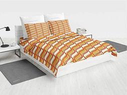 3D Print Bedding,Geometric,Pattern Reversible Bedding Gift f