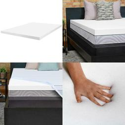 Gift Essentials 3 Inch Firm Support Foam Mattress Topper Was