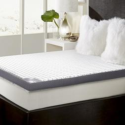 MGM Grand Hotel Mft-408-8CK 3 Inch Gel Memory Foam Mattress