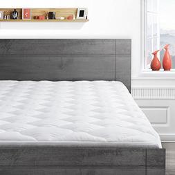 Cardinal & Crest Hotel Mattress Pad - Pillow Top Mattress To
